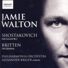 SHOSTAKOVICH: Cello Concerto and Britten