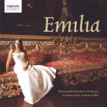 Emilia Dalby: Recital