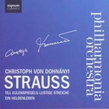 Strauss:ein Heldenleben & Til Eulenspieg