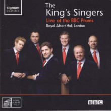 The King's Singers - live at the BBC Prom