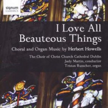 I Love All Beauteous Things: Choral And