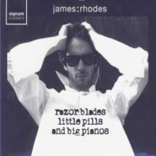 James Rhodes:razor Blades Little Pills..