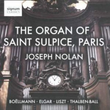 The Organ Of Saint Sulpice - Paris