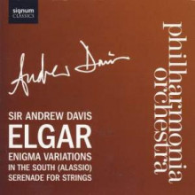 Elgar:  Enigma Variations - In The South