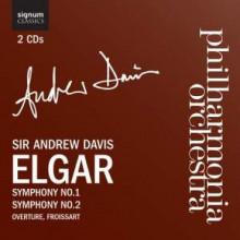 Elgar: Sinfonie Nn.1 & 2 - Overture Frois