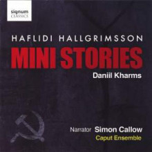 Mini Stories - Haflidi Hallgrimsson - Da