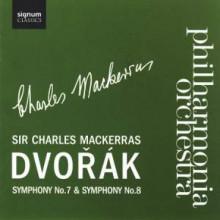 Dvorak: Sinfonie Nn. 7 & 8