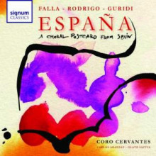 Espana: A Choral Postcard From Spain