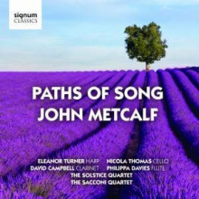 METCALFE JOHN: Paths of Song