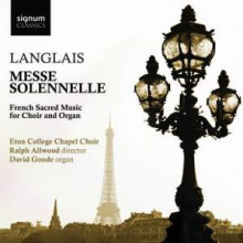 Langlais: Messe Solennelle - French Chor
