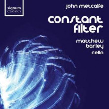 JOHN METCALFE: Opere per cello