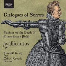 Dialogues Of Sorrow: Passions On The Dea