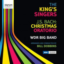 Bach: Christmas Oratorio (arranged By Bi