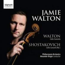 Walton - Shostakovich: Concerti