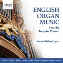 Aa.vv.: Musica Inglese Per Organo