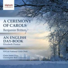A Ceremony Of Carols - Britten. An Engli