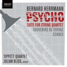 HERMANN B.: Psyco Suite