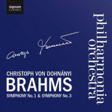 Brahms: Sinfonia N: 1 And No. 3