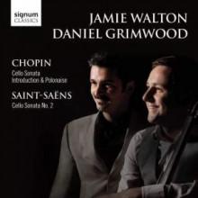 CHOPIN & SAINT - SAENS: Cello Sonatas