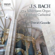 J.S. Bach: 1714 Gottfried Silbermann Org
