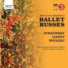 Musica Dai Balletti Russi Di  Diaghilev