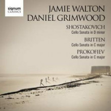 Shostakovich - Britten - Prokofiev: Cello So
