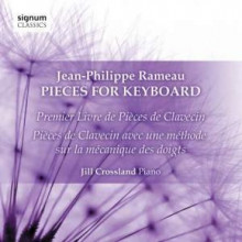 Jean - Philippe Rameau: Music For Keyboard