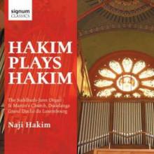 Hakim Plays Hakim: Stahlhuhl - Jann Organ