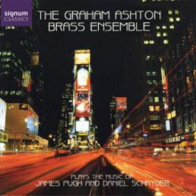 The Graham Ashton Brass Ensemble Plays T