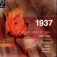 1937 Romantic Works For Organ