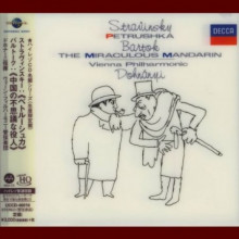 STRAVINSKY: Petrushka BARTOK: The miracolous Mandarin