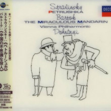 STRAVINSKY: Petrushka - BARTOK: The Miracolous Mandarin