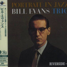 BILL EVANS: Portrait in Jazz