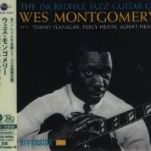 WES MONTGOMERY: The Incredible Jazz ....