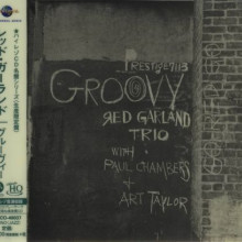 THE RED GARLAN TRIO: Groovy