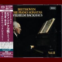 BEETHOVEN: Piano Sonatas - Vol.2 - Backhaus