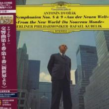 DVORAK: Sinfonie NN.8 & 9