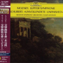 MOZART:Sinfonia N.40 'Jupiter' SCHUBERT: Sinfonia N.8 'Incompiuta'