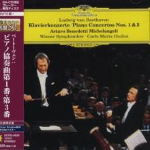 BEETHOVEN: Concerti per Piano NN.1 & 3