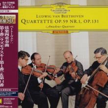 BEETHOVEN: Quartetto Op.59 N.1 e Op.131