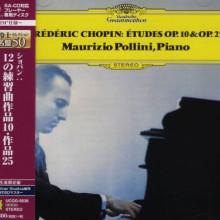CHOPIN: Studi Op.10 & Op.25
