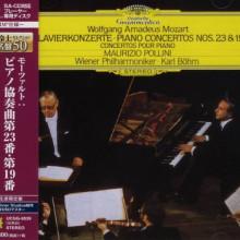 MOZART: Concerti per piano NN.23 & 19