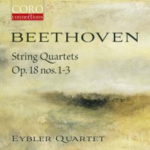 BEETHOVEN: Quartetti per archi - Op.18 - NN.1 - 3