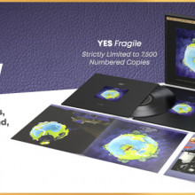 YES: Fragile  - Ultradisc One - Step LP -