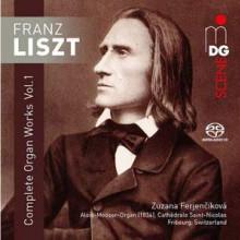 Liszt: Opere Per Organo - Vol.1