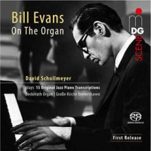 Bill Evans on the organ