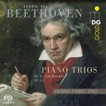 BEETHOVEN: Trio 'Arciduca' - Trii op.1 & 3