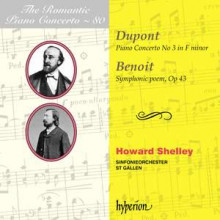 DUPONT - BENOIT: Romantic piano - vol.80