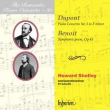 DUPONT - BENOIT: Romantic piano - vol.80