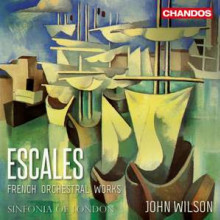 ESCALES: French Orchestral Music